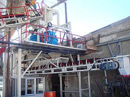 Стационарный бетонный завод MESAŞ BETON MES-35 (35 м3 / час)