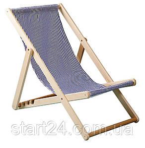 Шезлонг пляжный SportBaby