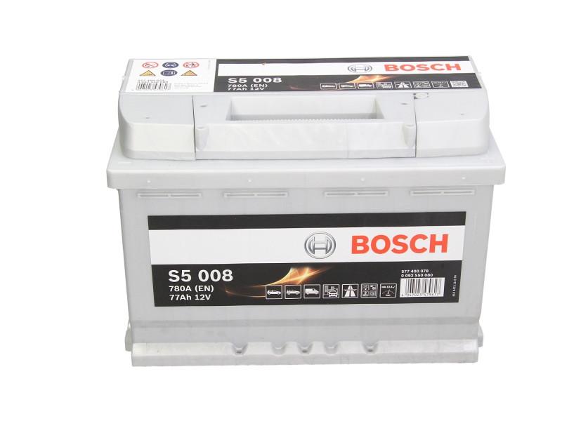 BOSCH 77Ah/780А S5 R+