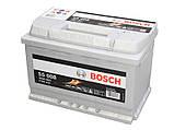 BOSCH 77Ah/780А S5 R+, фото 3