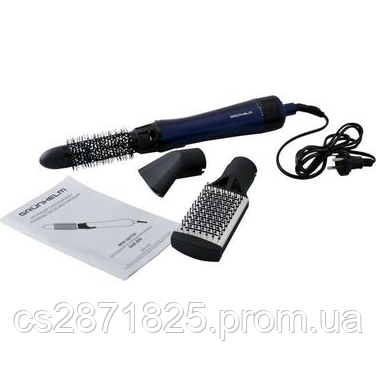 Фен--щiтка для сушiння i укладки волосся GHA-819 1000Вт, 3 насадки (GRUNHELM)