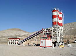Стационарный бетонный завод MESAŞ BETON MES-60