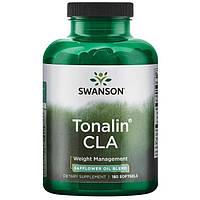 Swanson Tonalin CLA Тоналин CLA, 1000 мг, 100 капсул