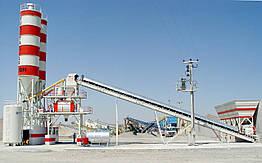 Стационарный бетонный завод MESAŞ BETON MES 100