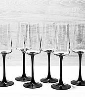 Набор Бокалов Для Шампанского Luminarc Contrasto 200 мл*6 шт P8923