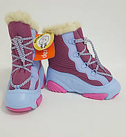 Зимняя обувь Snow Mar розовый