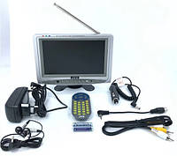 Автомобильный телевизор 7 дюймов на панель, для бусиков и микроавтобуса на торпеду JVS (JTV-710)