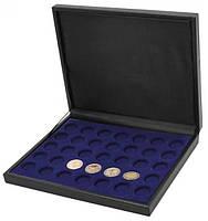 Шкіряний футляр для монет SAFE NoVa deLuxe