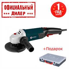 Шлифмашина угловая СТАЛЬ КШМ 111-125РД