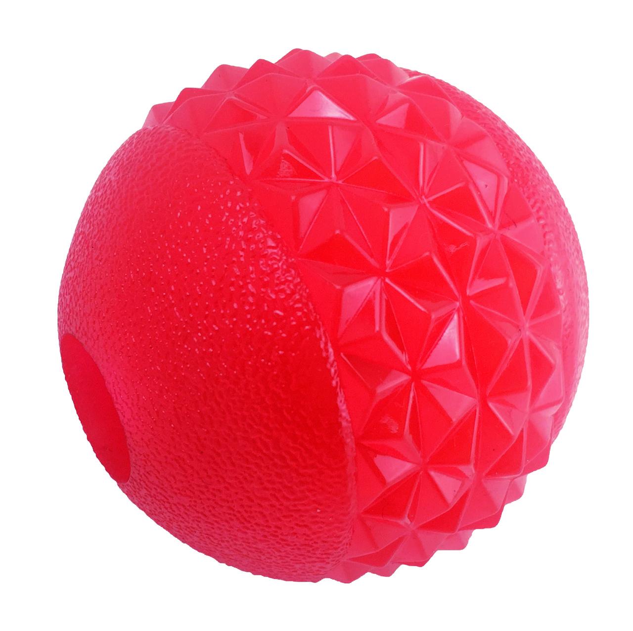 Игрушка для собак CROCI TPR. Мяч, высокопрочная резина, 6,2 см