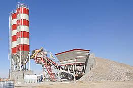 Мобильный бетонный завод MESAŞ BETON MESMOB - 35