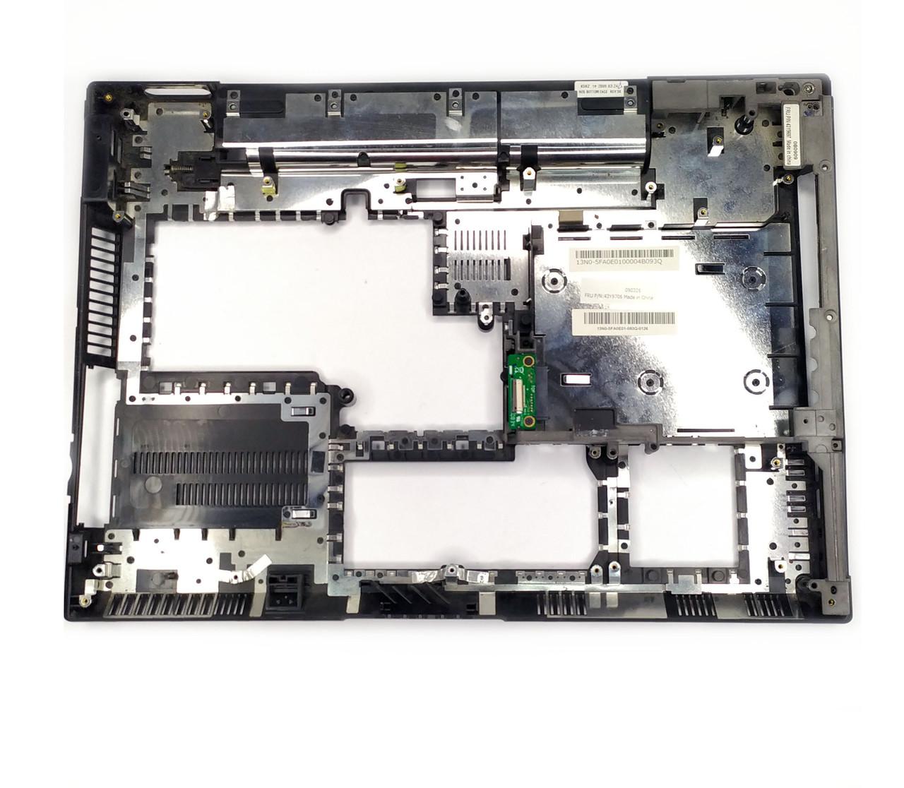 Корпус Корыто D cover (43Y9706) для ноутбука Lenovo ThinkPad SL500 2746