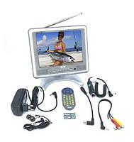 Автомобильный телевизор 7 дюймов, DVD плеер на панель, для бусиков и микроавтобуса на торпеду JVS (JTV-710)