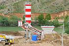 Мобильный бетонный завод MESAŞ BETON MESMOB - 80, фото 8