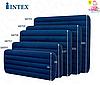 Надувной матрас Интекс 64765,полуторный, набор,152-203-25 см, фото 5