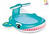 """Детский надувной бассейн 57440, """" Кит"""", размером 201-196-91 см, фото 3"""