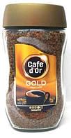 Кофе растворимый черный Cafe d'Or Gold 200гр