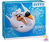 """Надувной плотик Intex 66703 """"Лебедь"""", 194-152-147 см, фото 2"""