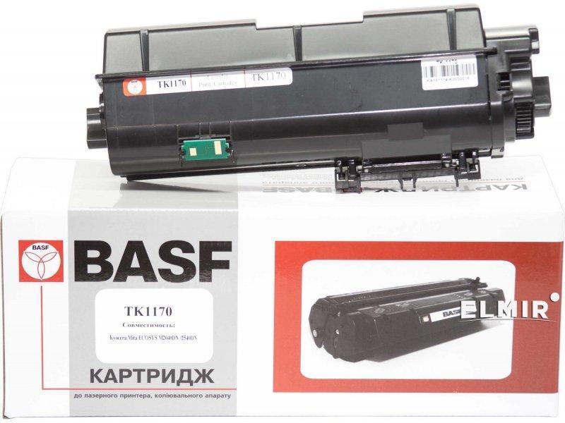 Туба с тонером BASF для Kyocera Mita Ecosys М2040dn/2540dn аналог TK-1170 Black (BASF-KT-TK1170)