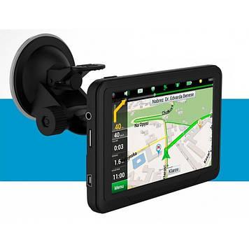 GPS-навігатор автомобільний Globex GE516 Navitel, Україна (GE-516)