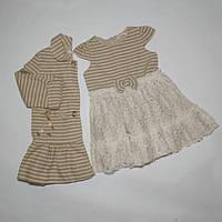 Нарядное, праздничное платье для девочки на 1 год, 2 года