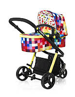 Коляска 3 в 1  Cosatto Giggle 2 travel system pixelate CT2893 Дитяча коляска