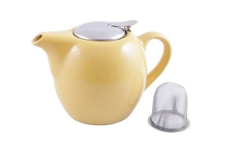 Заварочный чайник Fissman керамика 750 мл 9202