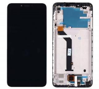 Дисплей для Xiaomi RedMi S2 | RedMi Y2 с сенсорным стеклом в рамке (Черный) Оригинал Китай