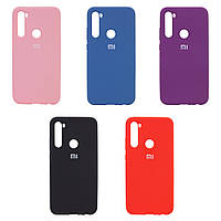 Оригинальный чехол для Xiaomi Redmi Note 8T Silicone Case Full (Разные цвета)
