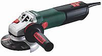 Угловая шлифовальная машина METABO WEVA 15-125 Quick (600496000)