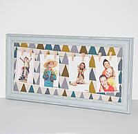 Настенная доска для записок и фото (30х60х2 см.), фото 1