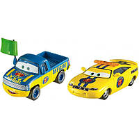 Тачки 3: Декстер Ховер и Чарли Чекер (Dexter Hoover & Charlie Checker) Disney Pixar Cars от Mattel