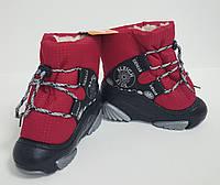 Зимняя обувь Snow Ride красный