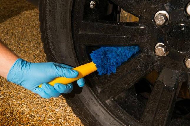 Щетка с премиум микрофиброй для чистки дисков -  Martin Cox Premium Microfibre Wheel Brush (MOGG72), фото 2