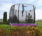 Батут для детей EXIT Elegant Premium 305cm purple (Нидерланды), фото 3