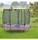 Батут для детей EXIT Elegant Premium 305cm purple (Нидерланды), фото 6