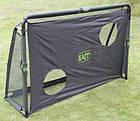 Футбольные ворота EXIT Маэстро 180х120 см складные чёрные, фото 3