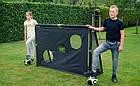 Футбольные ворота EXIT Маэстро 180х120 см складные чёрные, фото 4