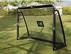 Футбольные ворота EXIT Маэстро 180х120 см складные чёрные, фото 5