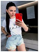 Женские Стильные Шорты из джинса, фото 1