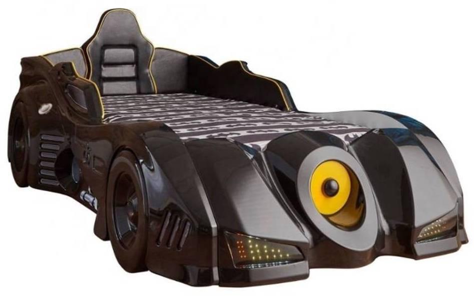 Кровать-машина Автомобиль Бетмена пластиковая Турция
