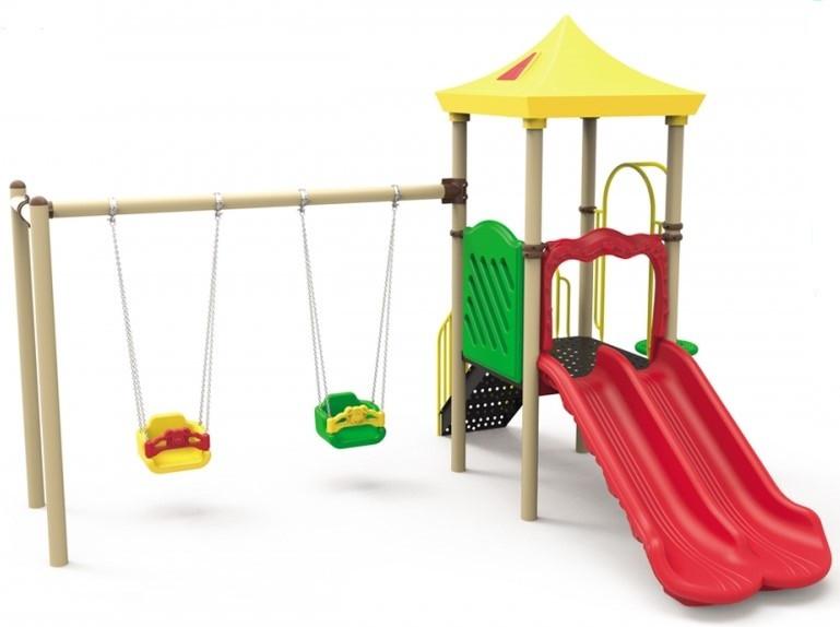 Игровая площадка Эко Isilti Park-Iр-201