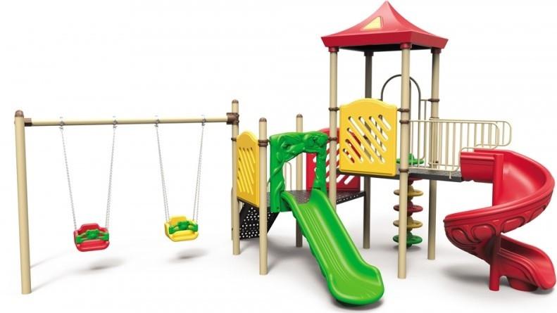 Игровая площадка Эко Isilti Park-Iр-205