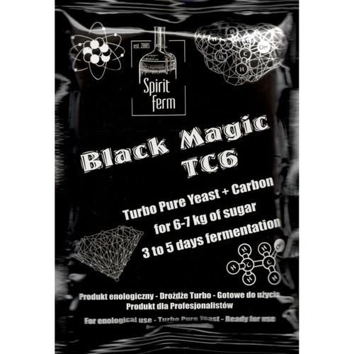 Дрожжи Spiritferm Black Magic TC6 120г