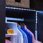 Светодиодная лента Шкаф Flexi Lites Stick, фото 2