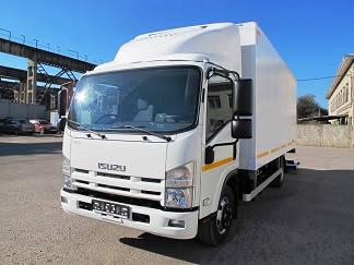 Вантажний автомобіль ISUZU NQR90, ізотермічний фургон