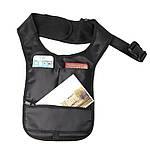 Сумка скрытого ношения Hidden Underarm Shoulder Bag, фото 6