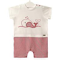 Песочник для мальчика Красный кит Flexi