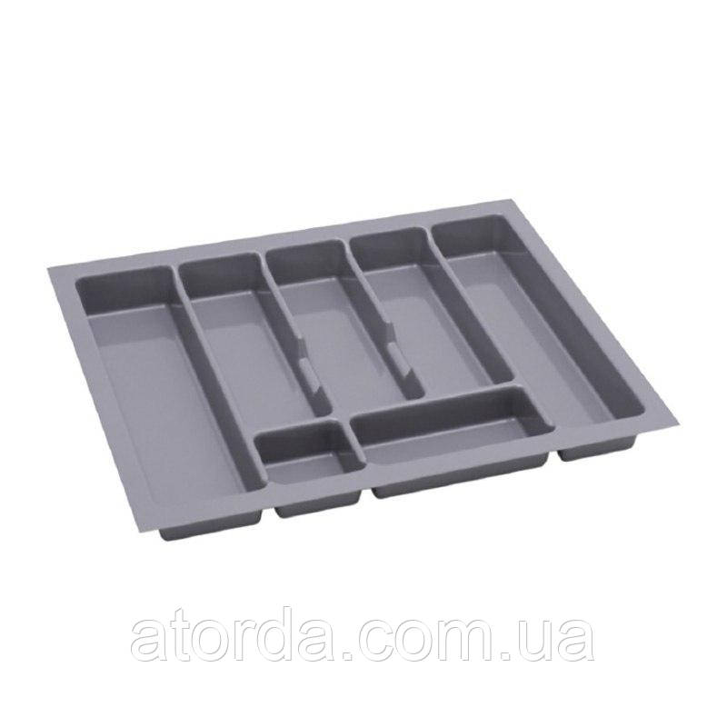 Лоток для столових приборів Рейс UNI металік 600 (530х430х45) Rejs