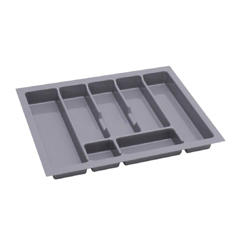 Лоток для столовых приборов Рейс UNI металлик 600 (530х430х45) Rejs